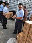 OPEIU Local 100 Members Join in Hurricane Relief Efforts